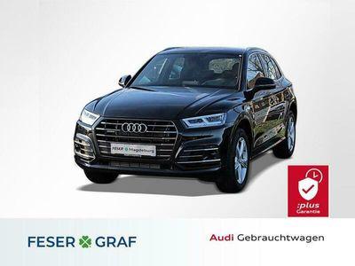 gebraucht Audi Q5 55TFSI e S line Sonderzahlung=Umweltprämie als SUV/Geländewagen/Pickup in Magdeburg