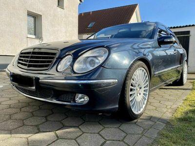 gebraucht Mercedes 320 w211