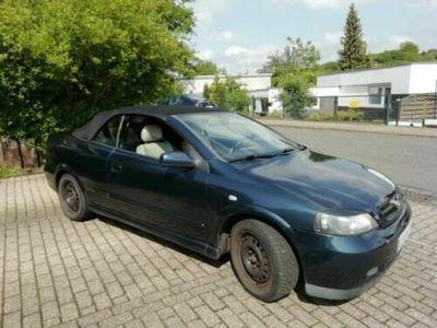 begagnad Opel Astra Cabriolet 2.2 16V