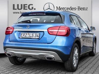 gebraucht Mercedes GLA200 d Urban-Parkpilo-BiXenon-Navi-