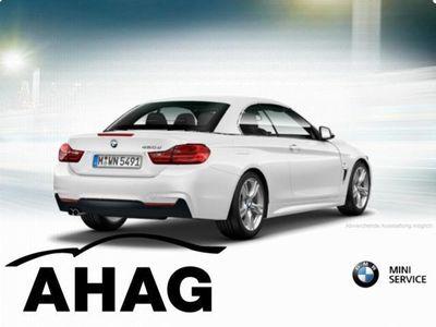 gebraucht BMW 420 d Cabrio M Sport M Sportpaket Navi Prof. Sport Aut