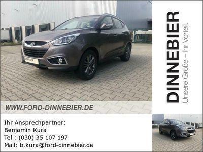 gebraucht Hyundai ix35 Trend 2WD 2.0 GDi Gebrauchtwagen, bei Autohaus Dinnebier GmbH