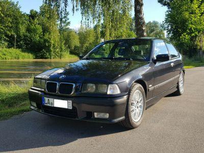 gebraucht BMW 323 Compact ti Sport Edition