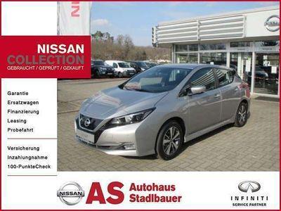 gebraucht Nissan Leaf ZE1 40 kw/h m. Winterpaket und Around View
