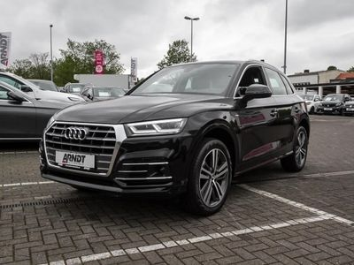 gebraucht Audi Q5 2.0 TDI quattro sport S line LED virtual