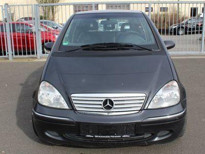 gebraucht Mercedes 170 A-Klasse A 1.7CDI *1.Hand*AMG-Felgen*4Grün