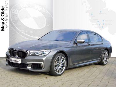 gebraucht BMW M760 Li xDrive Individual*Vollausstattung* HUD ACC Parklenkass.