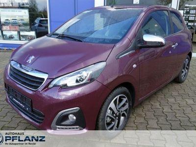gebraucht Peugeot 108 TOP! Allure 1.2 VTi 82 3T (EURO 6)
