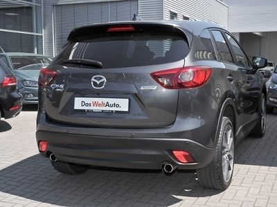 "gebraucht Mazda CX-5 2.2 ""Nakama Intense"" Navi,LED,R.Kamera Allrad KLIMA LED XENON LEDER ALU"
