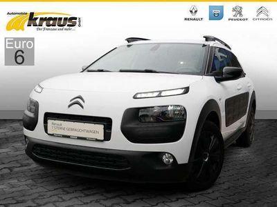 gebraucht Citroën C4 Cactus PureTech 82 VTi SHZ KAMERA NAVI EU6