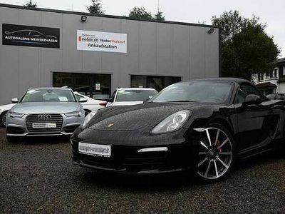 gebraucht Porsche Boxster Neu S PDK/1 Hand/Navi/Sport-Aga/20'/Bi-Xenon/Servo+/