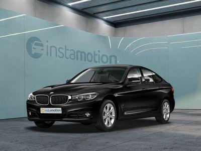 gebraucht BMW 320 Gran Turismo 320 Gran Turismo d Advantage Navi Business Paket HiFi Klimaautomatik