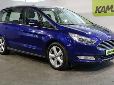 gebraucht Ford Galaxy 2.0 TDCi Aut. Titanium 7-Sitzer +LED +Navi +Alcantara