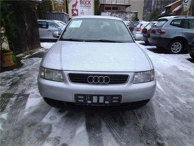gebraucht Audi A3 1.6 Ambition Klimaautom. TÜA NEU !!!!
