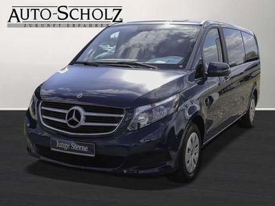 gebraucht Mercedes V200 d extralang