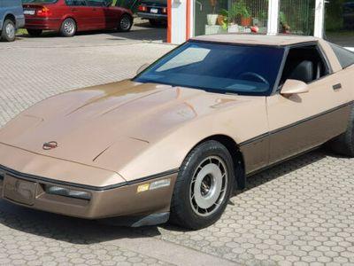 gebraucht Corvette C4 Targa California Schaltgetriebe mit TÜV und H