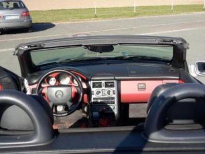 gebraucht Mercedes SLK200 Kleiner