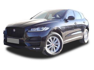 gebraucht Jaguar F-Pace 30d Portfolio AWD Bluetooth Navi Klima