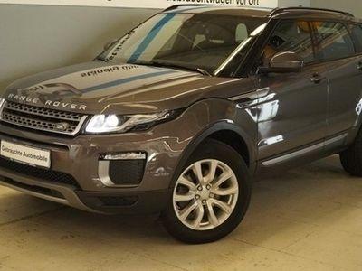 gebraucht Land Rover Range Rover evoque 2.0 TD4 HSE Dynamic Aut