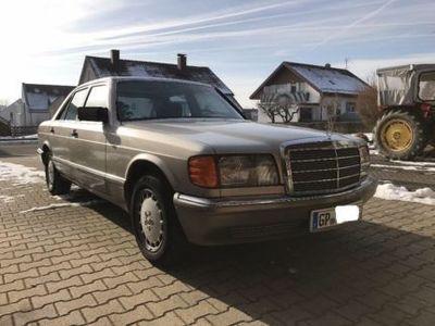 gebraucht Mercedes 260 W126