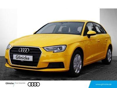 gebraucht Audi A3 Sportback basis 1.0 TFSI Klimaautom. SHZ PDC