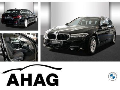 gebraucht BMW 520 d Touring Aut. Klimaaut. Sitzhzg. Vorn