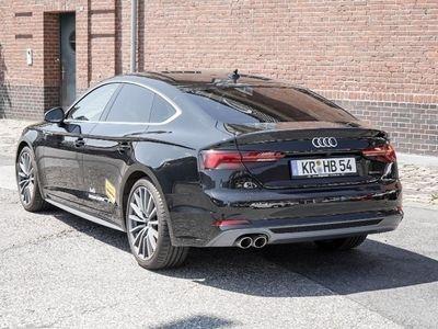 gebraucht Audi A5 Sportback 2.0 TDI quattro Sport S tronic S line Exterieur, Panorama, Matrix-LED KLIMA LED XENON NAVI ALU