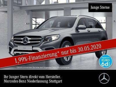 gebraucht Mercedes GLC300 4M Fahrass 360° Distr. COMAND Totwinkel