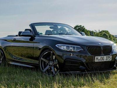 gebraucht BMW M235 Cabrio als Cabrio/Roadster in münchen
