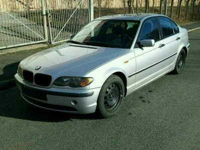 gebraucht BMW 2002 E46 5Türer BJBenziner guter Zustand