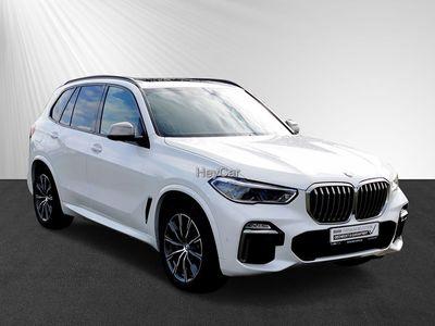 gebraucht BMW X5 M50d AHK Pano Laser Soft-Close HUD