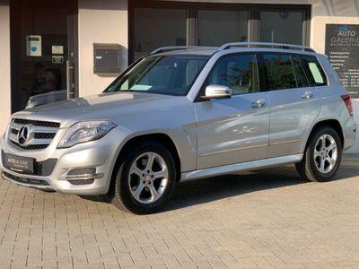 gebraucht Mercedes GLK220 CDI Schaltwippen°Xenon°Navi°Tempomat