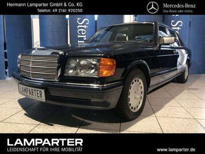 gebraucht Mercedes 420 VEOURS/ Klima/el.Sitzv./Tempomat