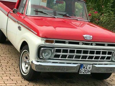 gebraucht Ford F100 als SUV/Geländewagen/Pickup in Wiesbaden