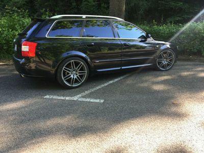 gebraucht Audi A4 Avant 3.0 quattro Prins LPG