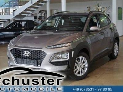 used Hyundai Kona Select 2WD 1.0 T-GDI Klima Tempomat Multif.Lenkrad RDC Alarm AUX