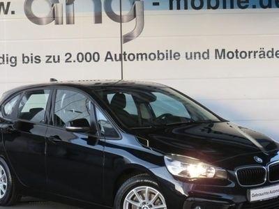 gebraucht BMW 218 Active Tourer d xDrive Advantage SHZ PDC Allrad