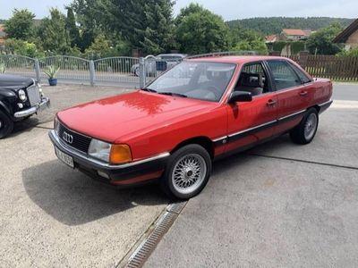 gebraucht Audi 100 quattro Turbo 1. HD TÜV & H-Zulassung