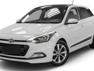 gebraucht Hyundai i20 i2010 T-GDI Sun - LAGER