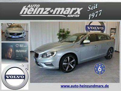 gebraucht Volvo V60 D6 TWIN ENGINE AWD R-Design
