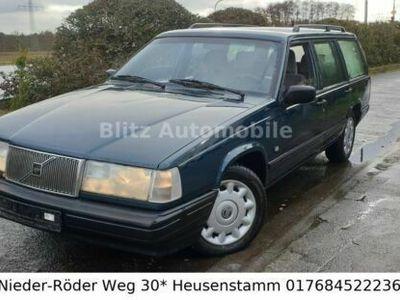 gebraucht Volvo 945 *1 Hand * TÜV NEU*Klima *TOP TOP
