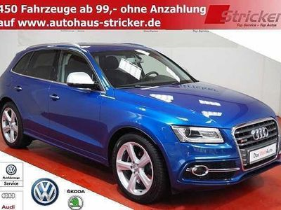 used Audi SQ5 competition 3.0TDI 469,-ohne Anzahlung Navi