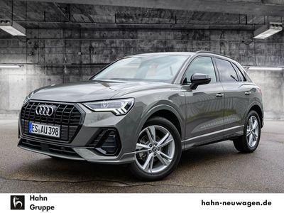 gebraucht Audi Q3 35TDI S-trc S-line EU6d AHK ACC LED Virtual
