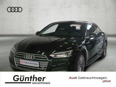 gebraucht Audi A5 Coupé S LINE 40 TFSI S TRONIC+FAHRWERKSREGELUNG+
