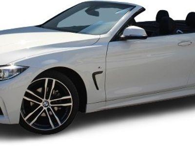 gebraucht BMW 420 420 i Cabrio M Sport PDC Navi HiFi SH Klima