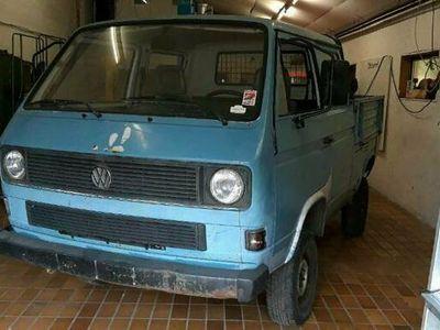 gebraucht VW T3 Verkaufsaktion! VWDoka Syncro - EZ 03....