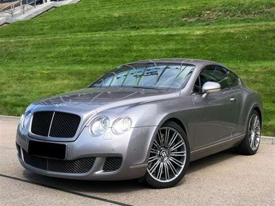 gebraucht Bentley Continental GT Speed