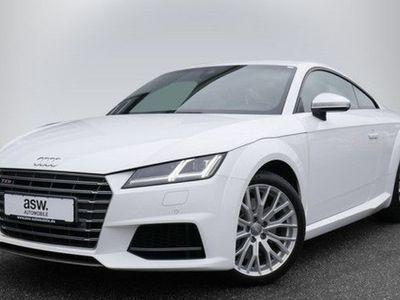 gebraucht Audi TTS Coup 2.0 TFSI quattro tiptronic Spurh. LED