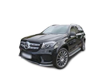 gebraucht Mercedes GLS350 d 4Matic AMG Line/Exclusive AHK Standhzg