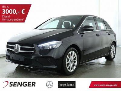 gebraucht Mercedes B180 d+7G+NAVI+LED+KAMERA+PARKPAKET+TEMP+SHZ